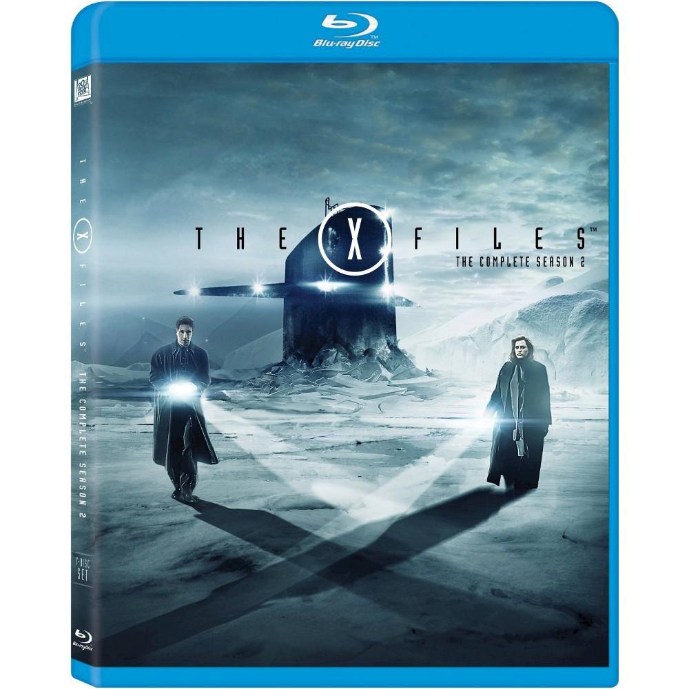 X-Files Season 2 (Blu-ray)