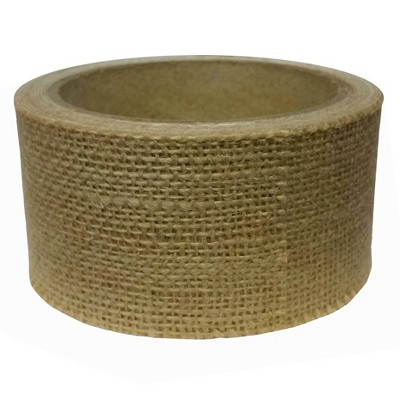 "2"" Burlap Craft Tape - Pack"