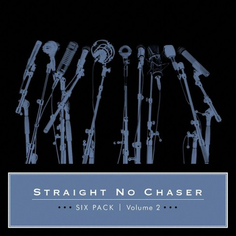Straight no chaser - Six pack:Volume 2 (CD) - image 1 of 1