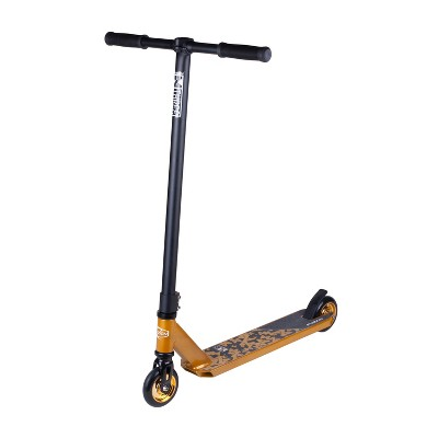 Fuzion Gold Pro X-3 2 Wheel Scooter - Gold