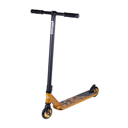 Fuzion Gold Pro X-3 2 Wheel Scooter - Gold - image 1 of 4