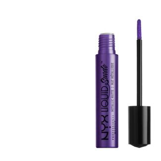 NYX Professional® Makeup Liquid Suede Metallic Matte Lip Cream Ego 0.13 fl oz
