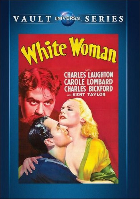 White woman (DVD) - image 1 of 1