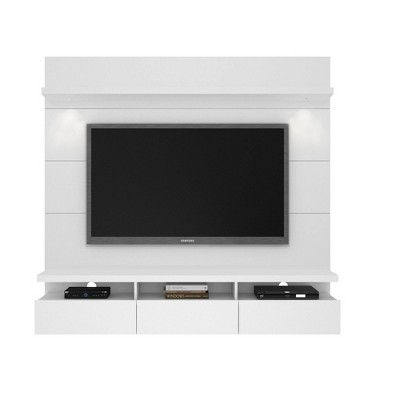 Cabrini 1.8 Floating Wall Theater Entertainment Center - Manhattan Comfort