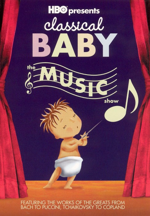 Classical baby music (DVD) - image 1 of 1