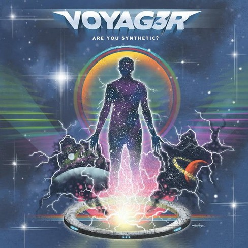 Voyag3r - Are You Synthetic (Vinyl) - image 1 of 1