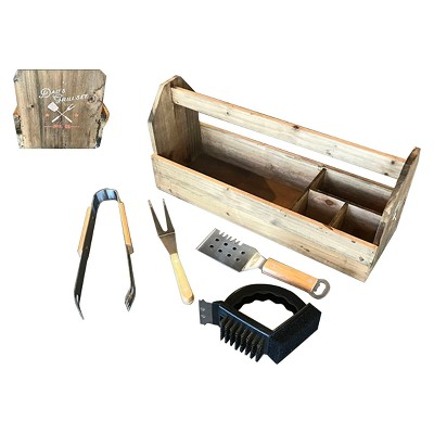 Buxton™ Dad's Grilling Tool Set