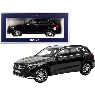 2015 Mercedes Benz GLC Black 1/18 Diecast Model Car by Norev