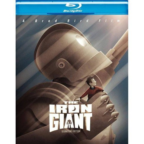 The Iron Giant (Blu-ray)(2016) - image 1 of 1