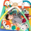 Infantino Go Gaga! 4-In-1 Twist & Fold Activity Gym & Play Mat - image 2 of 4