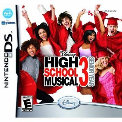 High School Musical 3 Senior Year NDS