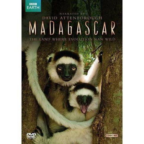 Madagascar: The Land Where Evolution Ran Wild (DVD) - image 1 of 1