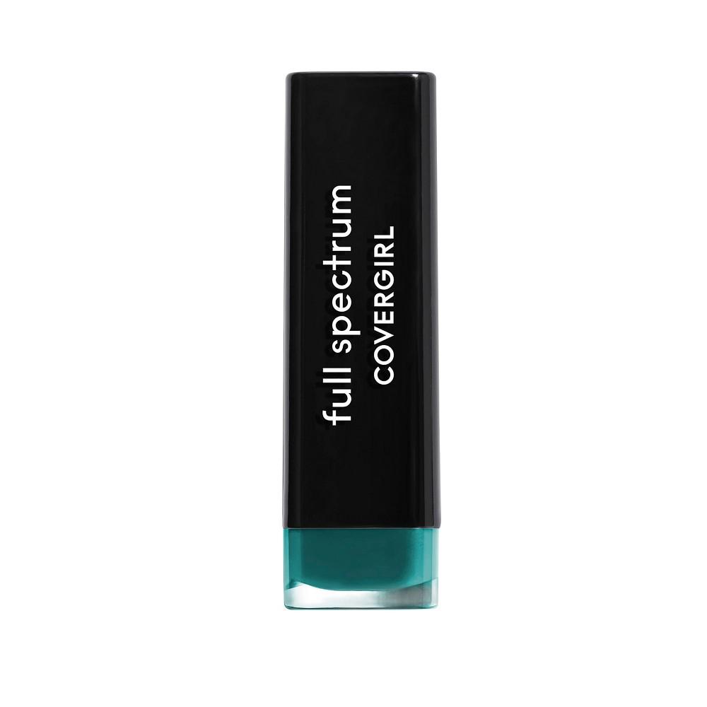 Covergirl Color Idol Satin Lipstick Mad Money - 0.12oz, Green