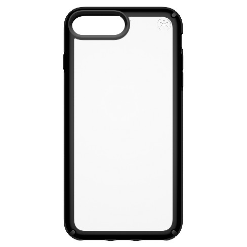 official photos d70f3 85488 Speck Apple iPhone 8 Plus/7 Plus/6s Plus/6 Plus Presidio Show Case -  Clear/Black