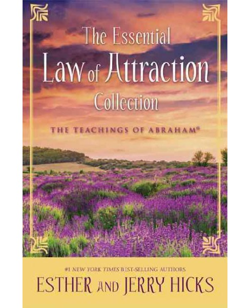 Essential Law of Attraction Collection (Paperback) (Esther Hicks & Jerry Hicks) - image 1 of 1