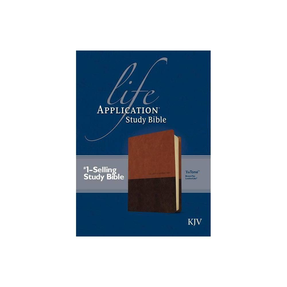Life Application Study Bible Kjv Leather Bound
