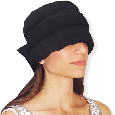 Headache Hat The Original, Flexible Ice Pack for Migraines and Tension Headaches, Long Lasting Cooling for Headaches and Stress Relief