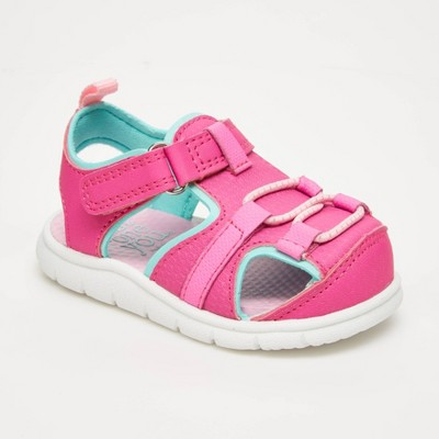 Baby Girls' Royal Sandals - Just One You® made by carter's Pink 4