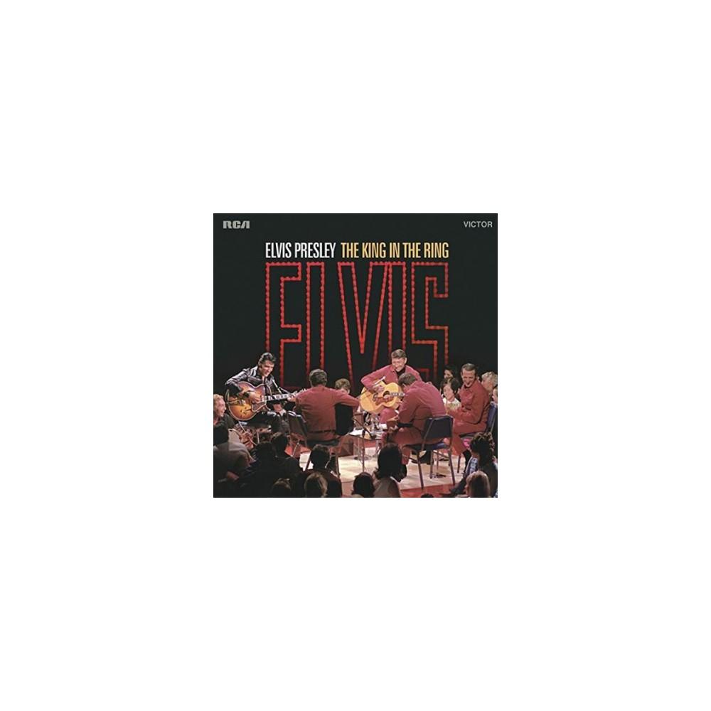 Elvis Presley - King In The Ring (Vinyl)
