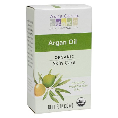 Aura Cacia Organic Argan Skin Care Oil - 1 fl oz