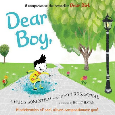 Dear Boy by Jason Rosenthal & Paris Rosenthal (School And Library)