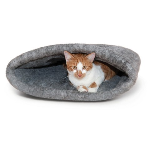 "K&H Pet Products Amazin' Kitty Sack Gray 22"" x 20"" - image 1 of 1"