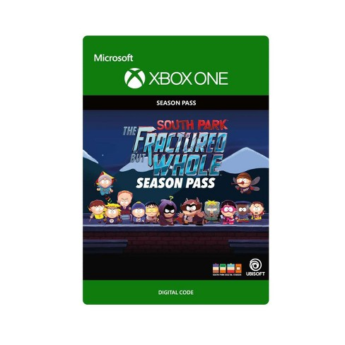 South Park: The Fractured But Whole Season Pass - Xbox One (Digital) - image 1 of 1