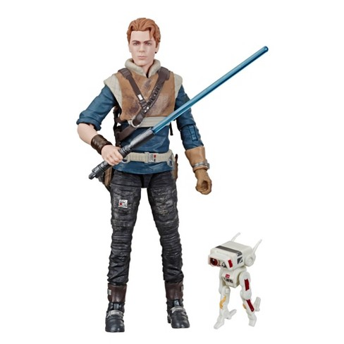 Star Wars The Black Series Cal Kestis Collectible Toy Action Figure - image 1 of 4