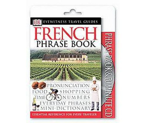 Eyewitness French Phrase Book (CD/Spoken Word) - image 1 of 1