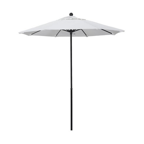 Oceanside 7.5' Market Umbrella in Natural - California Umbrella - image 1 of 1