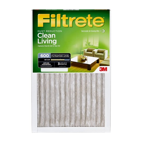 filtrete™ dust reduction 12x24, air filter : target