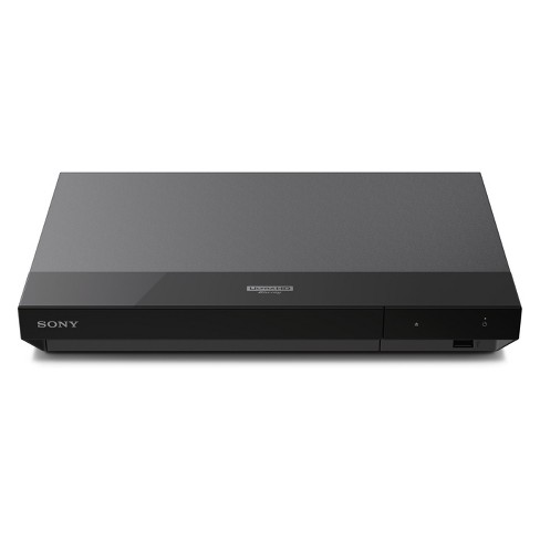 sony 4k blue ray player black ubpx700 target. Black Bedroom Furniture Sets. Home Design Ideas