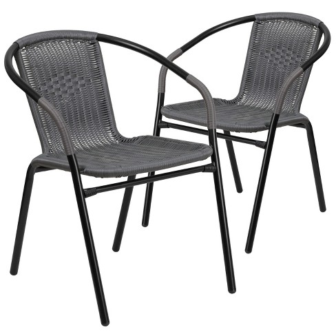 Flash Furniture 2 Pack Rattan Indoor, What Is Flash Furniture