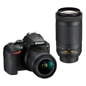 Nikon D3500 Bundle with Bag