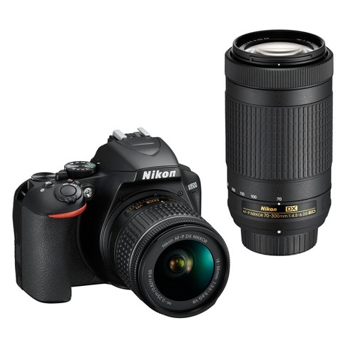 Nikon D3500 Bundle with Bag - image 1 of 4