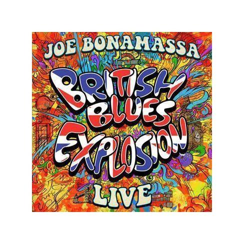 Joe Bonamassa British Blues Explosion Live Vinyl Target