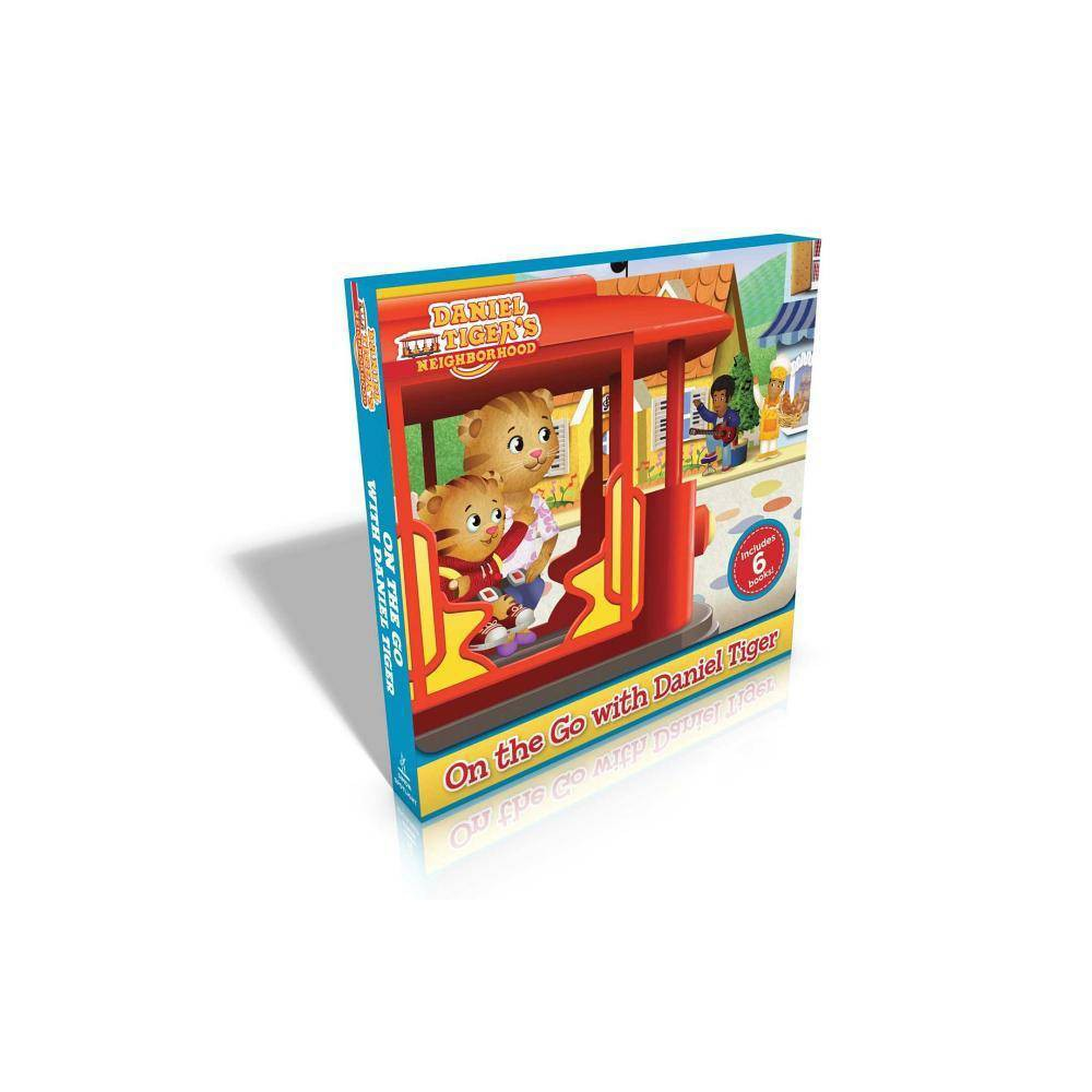 On The Go With Daniel Tiger You Are Special Daniel Tiger Daniel Goes To The Playground Daniel Paperback