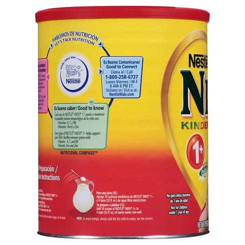 Nestle® Nido Kinder - 3 52 lb