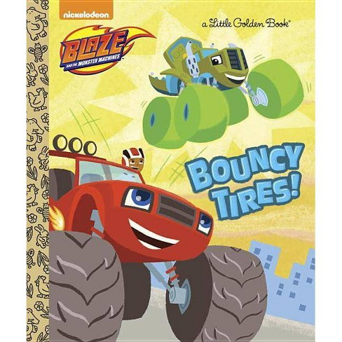 Bouncy Tires! (Hardcover) - by Mary Tillworth - image 1 of 1