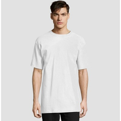 Hanes Men's Tall Short Sleeve Beefy T-Shirt