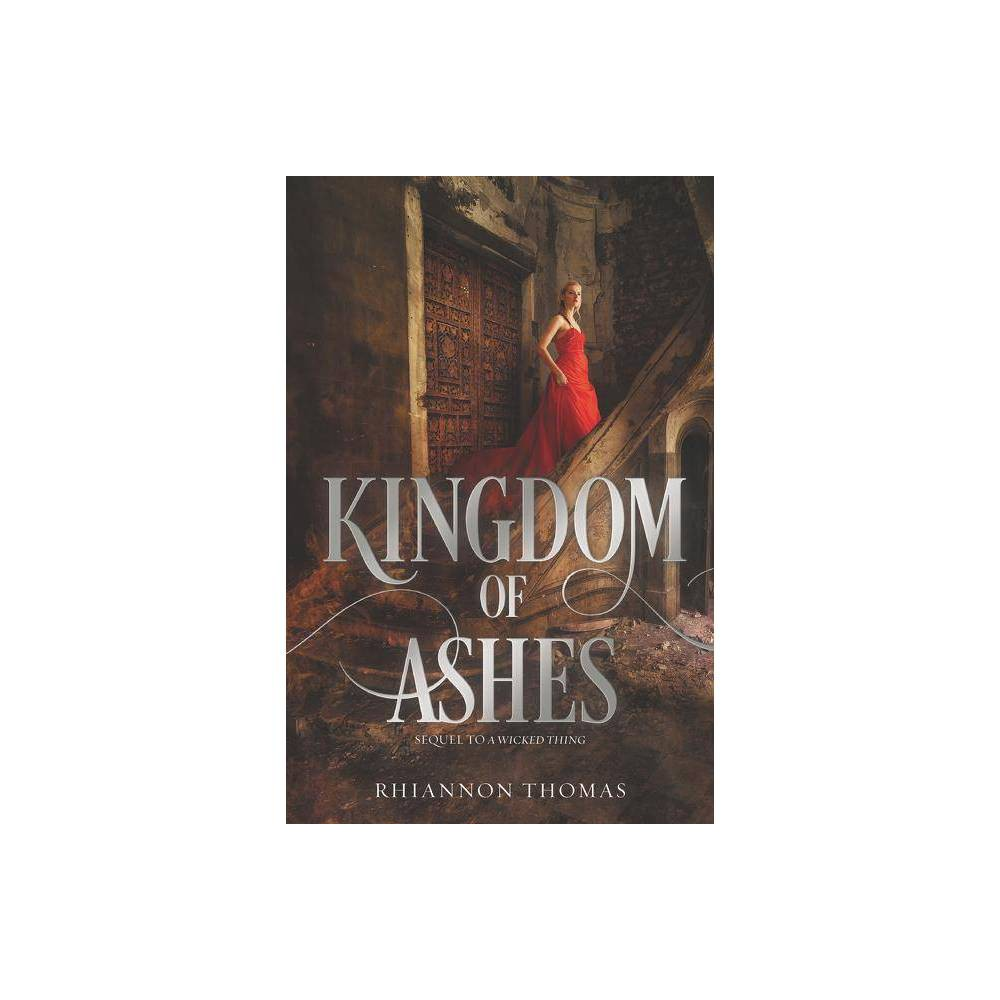 Best Price Kingdom Of Ashes By Rhiannon Thomas Paperback