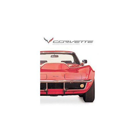 d48677a2d6 Corvette   Seven Generations Of American High Performance (Hardcover ...