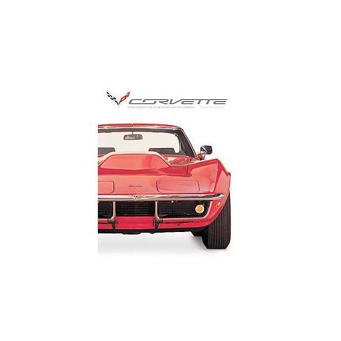 corvette seven generations of american high performance