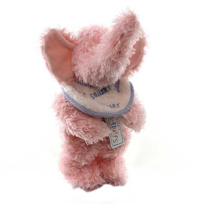 "Boyds Bears Plush 12.0"" Tillie Huggle-Fluff Baby Elephant  -  Decorative Figurines"