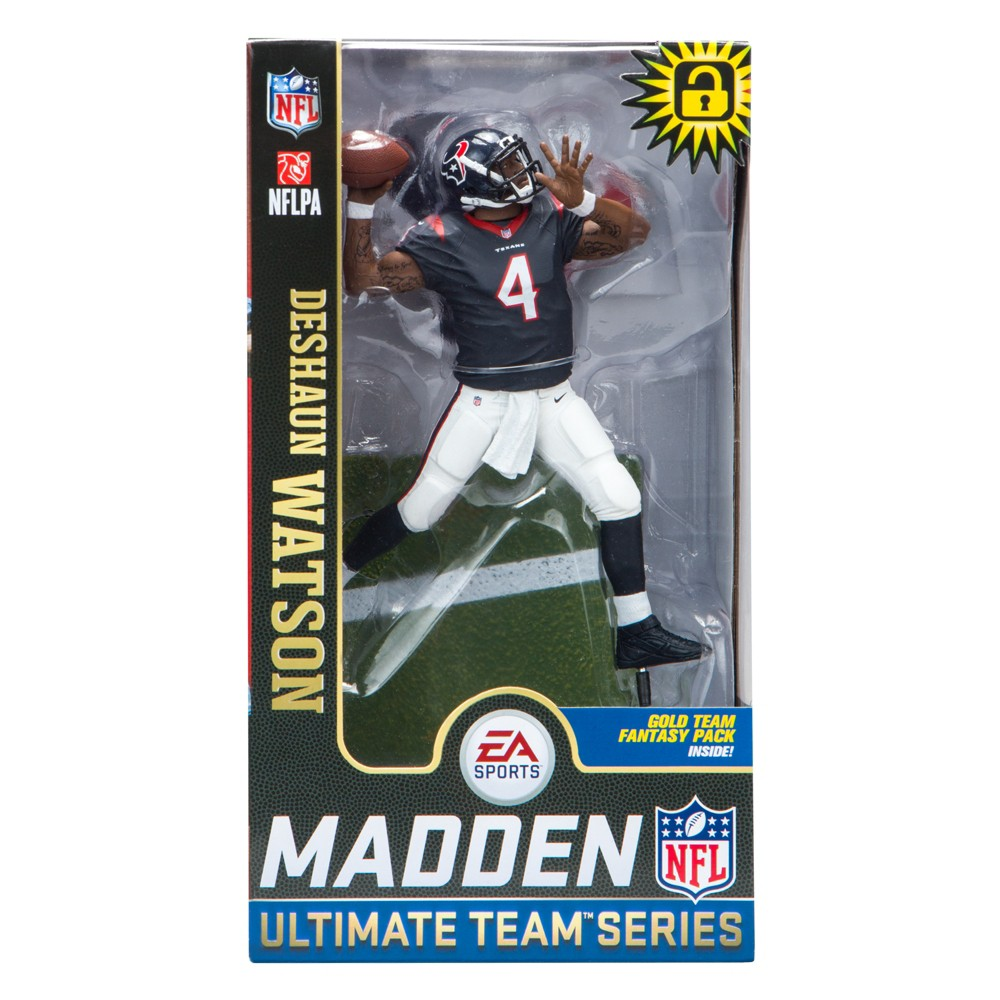 Tennessee Titans McFarlane Toys Madden NFL: Ultimate Team Series Deshaun Watson Figure