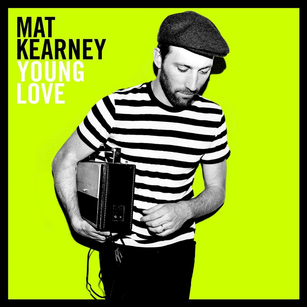 Mat Kearney - Young Love (CD)