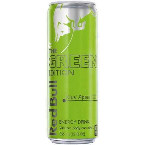 Red Bull Kiwi Apple Energy Drink - 12 fl oz Can - image 1 of 4
