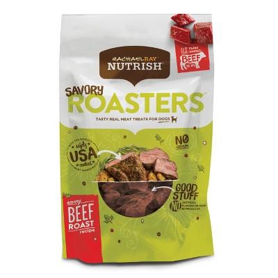 Rachael Ray Nutrish Savory Roasters Beef Dog Treats - 12oz