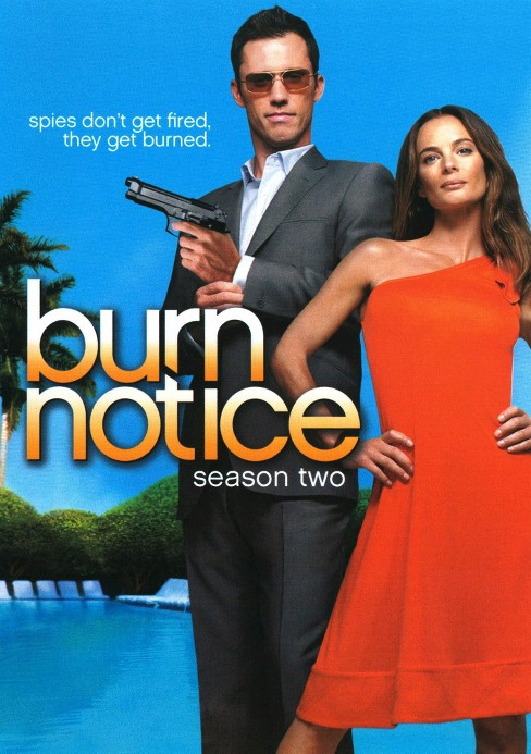 Burn Notice: Season Two [4 Discs] - image 1 of 1