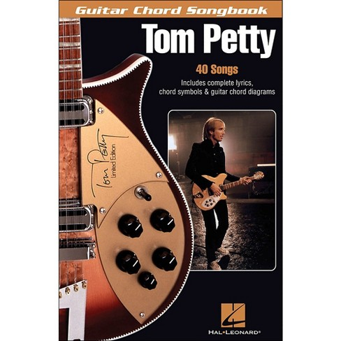 Hal Leonard Tom Petty Guitar Chord Songbook - image 1 of 1